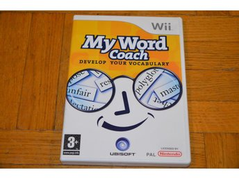 My Word Coach Nintendo Wii