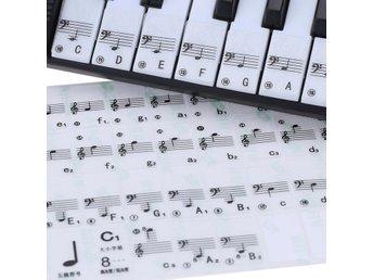Keyboard Klistermärke - Hong Kong - Keyboard Klistermärke - Hong Kong