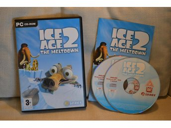 Ice Age 2 The Meltdown PC Komplett Fint Skick