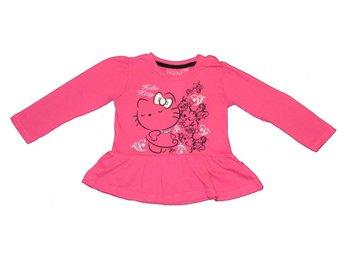 *NY* Hello Kitty tunika cerise stl. 116/122 - Falun - *NY* Hello Kitty tunika cerise stl. 116/122 - Falun