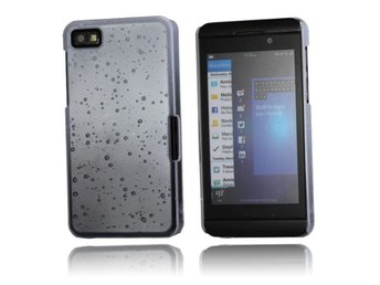 Raindrops (Vit) BlackBerry Z10 Skal