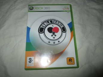 Table Tennis - Komplett - Xbox 360 - Sundsvall - Table Tennis - Komplett - Xbox 360 - Sundsvall