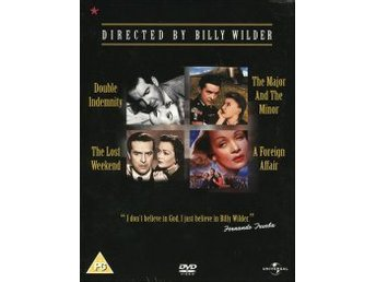 Billy Wilder Box (4-disc) (Import)
