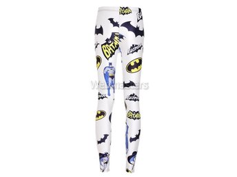 Batman Leggings Tights Strumpbyxor Läderlappen