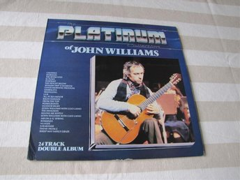 The platinum collection of John Williams dubbel LP