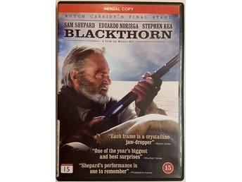 Dvd - Blackthorn