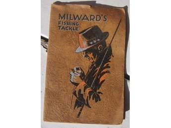 MILWARDS FISHING TACKLE.1937