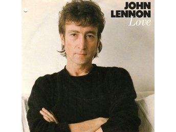 "John Lennon 7"" Love / Give Me Some Truth"