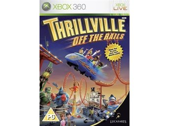 Thrillville - Off The Rails - Xbox 360