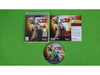 W 12 Ps3 Playstation 3