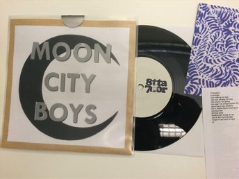Moon City Boys : Rockets / Stranger 7""