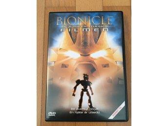 Javascript är inaktiverat. - Norsborg - Bionicle, filmen om ljusets mask, ger för första gången riktigt liv åt LEGOs populära Bionicle-figurer. Filmen är en fantastisk äventyrsresa i tid och rum, fylld av fantasi och tuff action.Tal och text på svenska. Även tal och text på - Norsborg