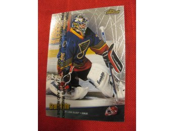 GRANT FUHR ST.LOUIS BLUES - TOPPS FINEST 1998-1999 - 98-99