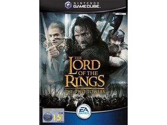 Lord of the Rings - The Two Towers - Nintendo Gamecube