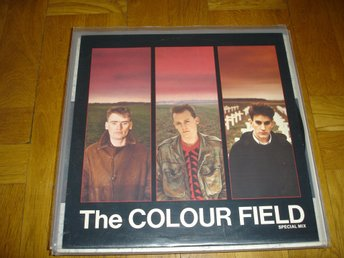 """12"" - The Colour field - same-Special Mix"