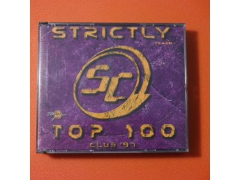 Strictly Top 100 Club '97 - 4 Cd