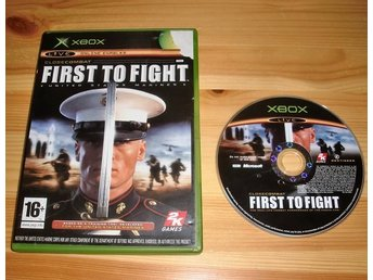 Xbox: First to Fight