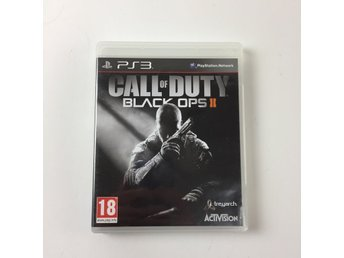 Activision, TV-Spel, PlayStation 3, Call of Duty Black Ops II