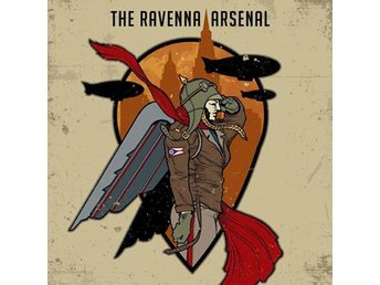 Ravenna Arsenal - s/t - LP NY - FRI FRAKT