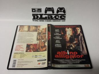 Albino Alligator DVD