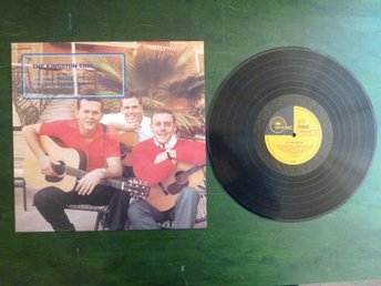 THE KINGSTON TRIO, THE TIUJANA JALL, LP, LP-SKIVA