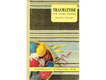 Trasmattor och andra mattor - Finsta, Roslagen - Trasmattor och andra mattor - Finsta, Roslagen