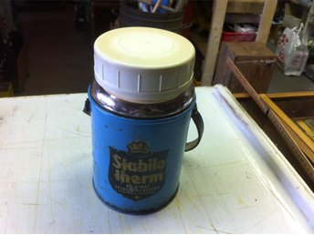 Vintage Stabilo-Therm Mat Thermos SE INFO