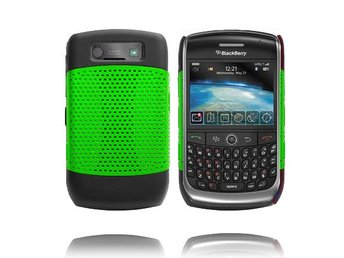 Gamma Shield (Grön) BlackBerry Curve 8900/9300 Skal