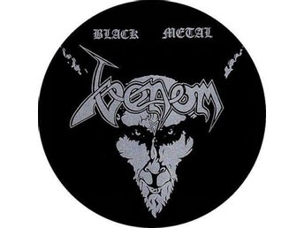 VENOM - 3,5 cm - Pin / Knapp / Badge (Black Metal, Neat, Punk, Thrash