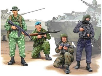 Trumpeter 1/35 Russian Special Operation Force MODERN