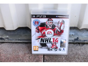 Playstation 3 PS3 spel NHL 14 NHL14