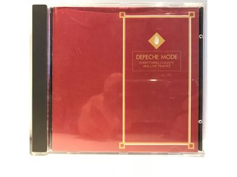 Depeche Mode - Everything counts and live tracks - CD