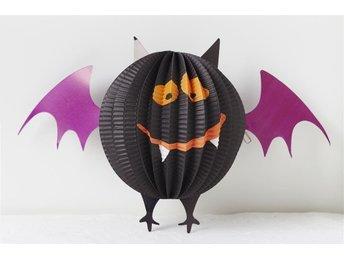 Halloween dekorboll - FLADDERMUS - B Orås - Halloween dekorboll - FLADDERMUS - B Orås