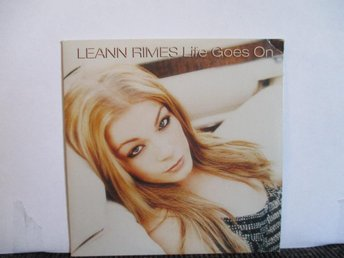 LEAN RIMES - LIFE GOES ON