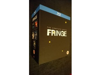 Fringe complete series bluray uk import