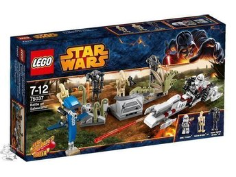 LEGO Star Wars, Battle on Saleucami - 75037