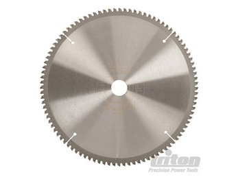 "Triton TCT Circular Saw Blade 300mm x 30mm 96T 12"" For plunge table"