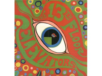 13TH FLOOR ELEVATORS (ROKY ERICKSON) - THE PSYCHEDELIC SOUNDS OF....(GREEN)LP