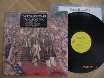 Rolling Stones - Its only rock'n'roll, US lp 1974 *TOPPEX*