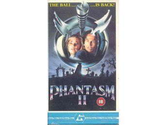 Phantasm II - The ball is back - Ej text