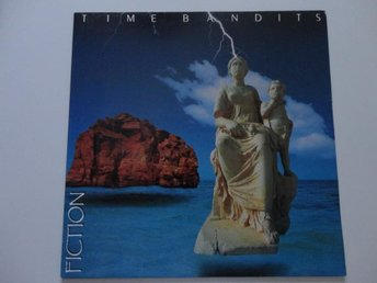 TIME BANDITS: FICTION. 1985. LP. HOL ORIG. EX./ VG++. NICE!