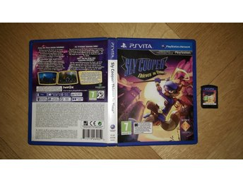 PlayStation Vita: Sly Cooper: Thieves in Time