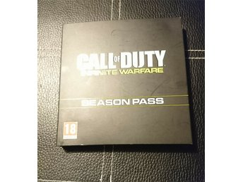 Call of Duty: Infinite Warfare Season Pass. OBS. Ingen kod.