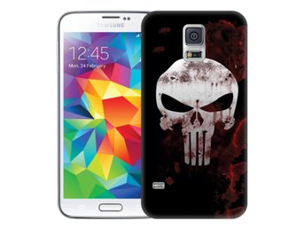 Samsung Galaxy S5 Skal The Punisher