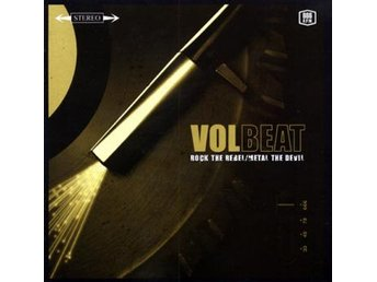 Volbeat: Rock the rebel/Metal the devil 2007 (CD)
