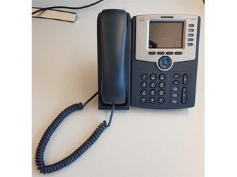 Cisco SPA525G 5-Line IP Phone with Color Display