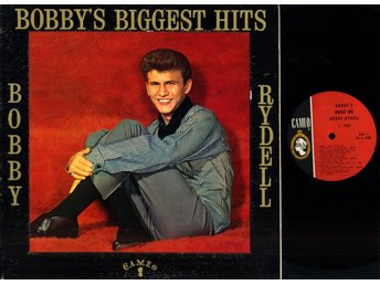 BOBBY RYDELL - BOBBYS BIGGEST HITS - GF
