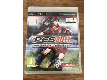 PS3/Playstation 3 Pro evolution soccer 2011