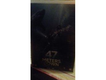 Dvd filmen 47 meters down