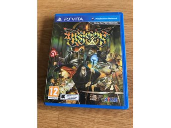 Dragons Crown Playstation VITA PS